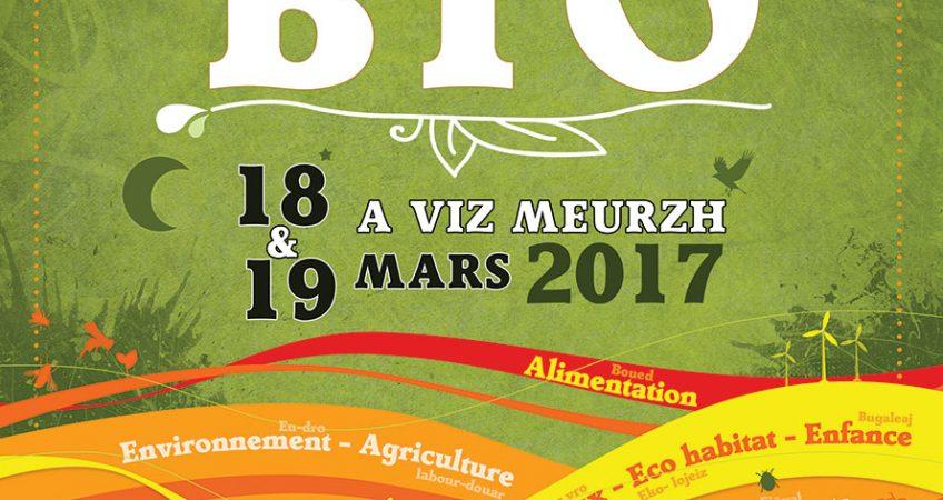 LGF Scop Finistère Eco-Habitat Foire Bio Landerneau 2017